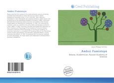 Buchcover von Andrei Famintsyn