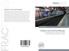 Bookcover of Harbour Line (Central Railway)