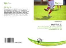 Portada del libro de Mérida F.C.