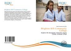 Bookcover of Brighton Hill Community College