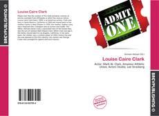 Обложка Louise Caire Clark