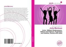 Bookcover of Julia Marlowe