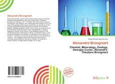Bookcover of Alexandre Brongniart