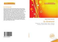 Bookcover of Jo Grimond