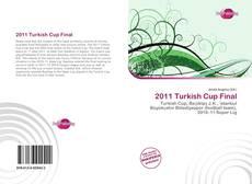 Capa do livro de 2011 Turkish Cup Final