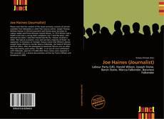 Joe Haines (Journalist) kitap kapağı