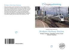 Portada del libro de Bridport Railway Station