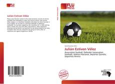 Bookcover of Julián Estiven Vélez