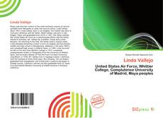 Bookcover of Linda Vallejo