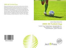Couverture de 2003–04 Turkish Cup
