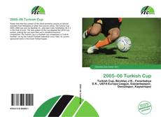 Couverture de 2005–06 Turkish Cup