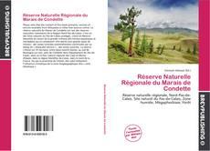 Bookcover of Réserve Naturelle Régionale du Marais de Condette