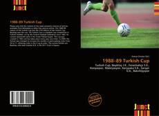 Capa do livro de 1988–89 Turkish Cup