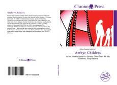Couverture de Ambyr Childers