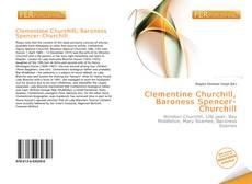 Copertina di Clementine Churchill, Baroness Spencer-Churchill