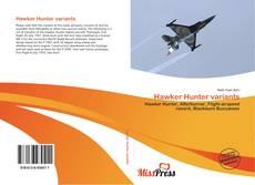 Copertina di Hawker Hunter variants