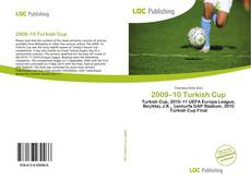 Couverture de 2009–10 Turkish Cup