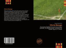 Bookcover of Christ Bongo