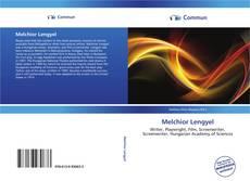 Capa do livro de Melchior Lengyel