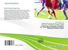 Capa do livro de 2010 Turkish Cup Final