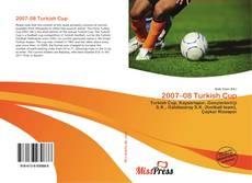 Capa do livro de 2007–08 Turkish Cup
