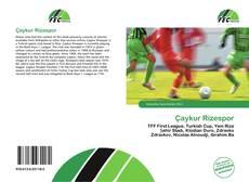 Çaykur Rizespor的封面