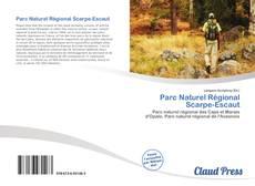 Bookcover of Parc Naturel Régional Scarpe-Escaut