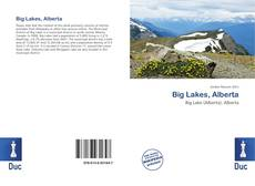 Bookcover of Big Lakes, Alberta