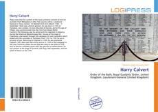 Copertina di Harry Calvert