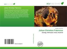 Bookcover of Johan Christian Fabricius