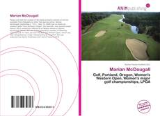 Bookcover of Marian McDougall