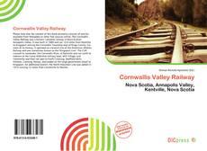 Copertina di Cornwallis Valley Railway