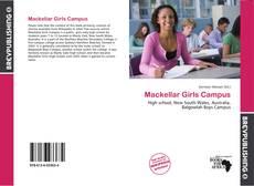 Bookcover of Mackellar Girls Campus