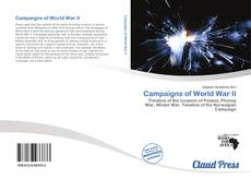 Bookcover of Campaigns of World War II