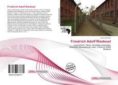 Bookcover of Friedrich Adolf Riedesel