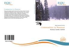 Bookcover of Communities in Nunavut