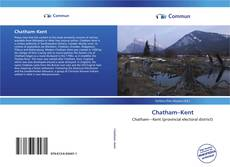 Bookcover of Chatham–Kent