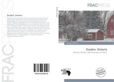 Bookcover of Dryden, Ontario