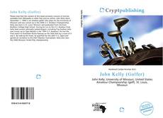 Capa do livro de John Kelly (Golfer)