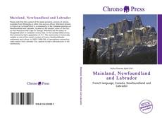 Copertina di Mainland, Newfoundland and Labrador