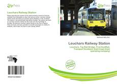 Bookcover of Leuchars Railway Station