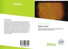 Kyle Cease的封面