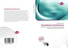 Bookcover of Casablanca Conference