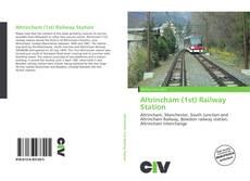 Обложка Altrincham (1st) Railway Station