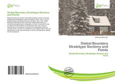 Bookcover of Global Boundary Stratotype Sections and Points