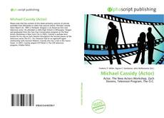 Bookcover of Michael Cassidy (Actor)