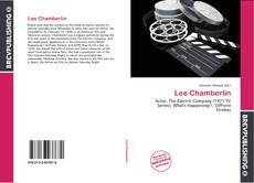 Bookcover of Lee Chamberlin