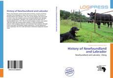 Buchcover von History of Newfoundland and Labrador