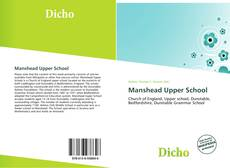 Buchcover von Manshead Upper School