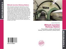 Copertina di Millwall Junction Railway Station